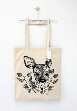 Canvas Bag Bambi