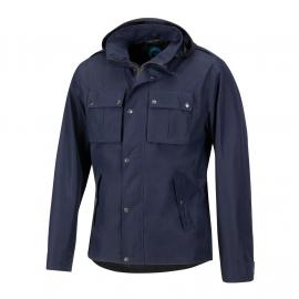 DUBLIN men Jacket Navy S BLUE
