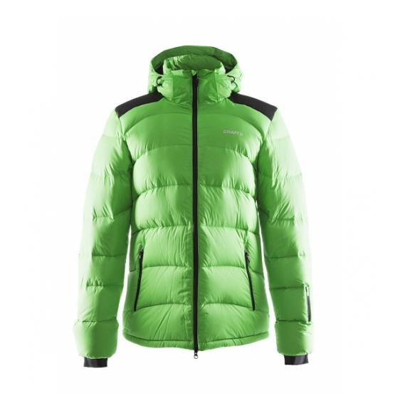 Craft Down Jacket M Takki Green